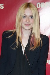 Dakota Fanning - 'Orphans' Broadway opening night in NYC 4/18/13
