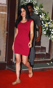 Katrina Kaif at Kallista Spa & Saloon Opening X 5