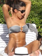Vida Guerra Wearing a Bikini in Miami - April 23, 2013