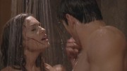 Torrey DeVitto - One Tree Hill 5x10 (shower/towel) HD 720p