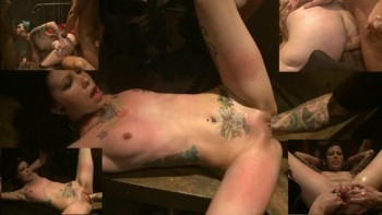The passion, pain and pleasure - Sparky Sin Claire (SiteRip/TheUpperFloor/Kink/HD720)