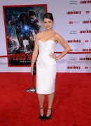 Maia Mitchell - Iron Man 3 premiere in Hollywood 4/24/13
