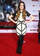Laura Marano - Iron Man 3 premiere in Hollywood 4/24/13