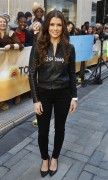 Danica Patrick at The Today Show 4/25/13