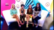 The Saturdays Pop Perfection 16th April 2013