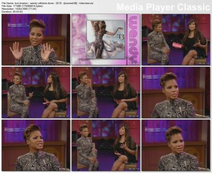 TONI BRAXTON - wendy williams show - 2010