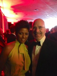 TAMRON HALL - white house correspondents' dinner - april 27, 2013