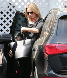 Emily Blunt - out in West Hollywood 4/29/13