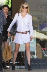 Ali Larter - out in Beverly Hills 5/2/13