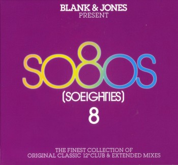 Blank & Jones present So8Os (So Eighties) - Vol. 08 (3CD) (2013)