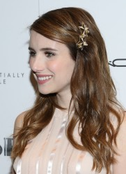 Emma Roberts - Pre-Met Ball special screening of 'The Great Gatsby' in NYC 5/5/13