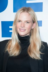 Anne Vyalitsyna - at Capitals vs Rangers game in NYC 5/6/13