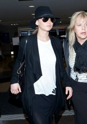 Jennifer Lawrence - at LAX Airport 5/8/13