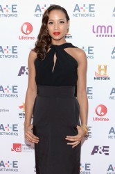 Dania Ramirez - A+E Networks 2013 Upfront in NYC 5/8/13