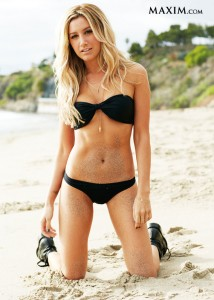 Ashley Tisdale - Maxim Hot 100 # 7 (2013)