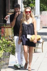 Teresa Palmer - out in Los Feliz 5/10/13