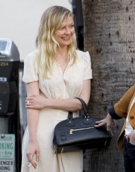 Kirsten Dunst - out in Studio City 5/10/13