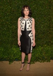 Jena Malone - Vogue &amp;amp; MAC Cosmetics dinner in LA 5/13/13