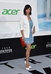 Catherine Bell - 'Star Trek Into Darkness' premiere in Hollywood 5/14/13