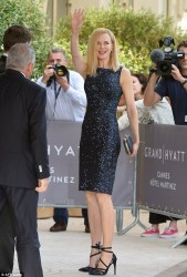 Nicole Kidman - photocall at the Cannes Film Festival 5/14/13