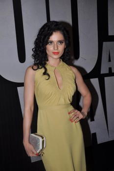 Kangana Ranaut @ movie Shootout at Vadala Success party