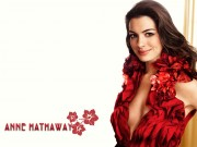 Anne Hathaway : Hot Wallpapers x 9