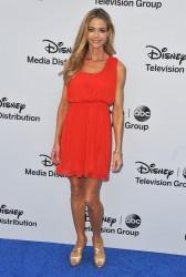 Denise Richards - Disney Media Networks International Upfronts in Burbank 5/19/13