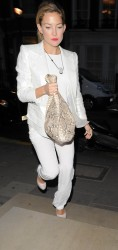 Kate Hudson - out in London 5/21/13