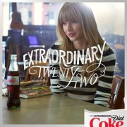 Taylor Swift - Diet Coke Ad