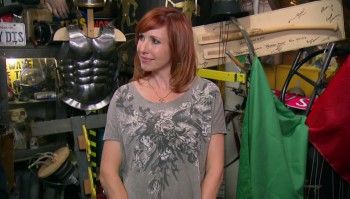 Kari Byron - Mythbusters Indy Car Special - 1080p HDcaps *UPDATED* - 22/5/13