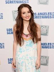 Kaitlyn Dever - 20th Century FOX Television LA Screenings Lot Party 5/23/13