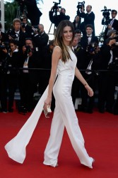 Isabeli Fontana - 'The Immigrant' premiere at the 66th Cannes Film Festival 5/24/13