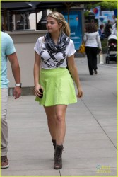 Stefanie Scott - out in LA 5/23/13