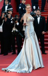 Uma Thurman - 'Zulu' premiere & closing ceremony at the 66th Cannes Film Festival 5/26/13
