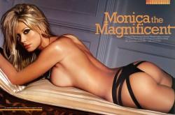 Monica Hansen nackt