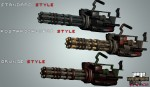 Large weapons pack