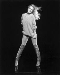 Cheryl Ladd boots