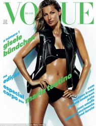 Vogue Magazine (June 2013) Brazil