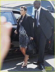 Kim Kardashian - Shopping in LA 5/30/13