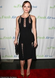 Christina Ricci - Fresh Air Fund Gala in NYC 5/30/13