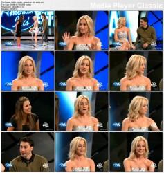 KELLIE PICKLER legs - American Idol Extra