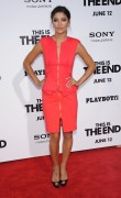 Jessica Szohr - 'This is the End' Los Angeles Premiere 06/03/13