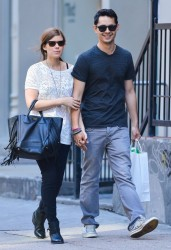 Kate Mara - out in NYC 6/4/13