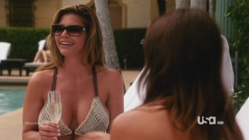 Have Charisma carpenter cleavage thanks