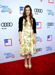 Hailee Steinfeld - 1st Annual Children Mending Hearts Style Sunday in Beverly Hills 6/9/13