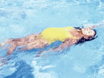 Berenang saat hamil - Ist