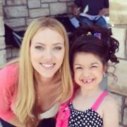 Scarlett Johansson's Instagram Pics