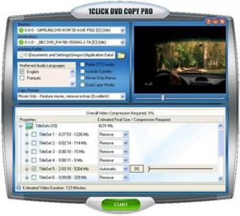 1CLICK DVD Copy Pro 4.3.1.3