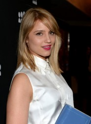 Dianna Agron - Myspace event in LA 6/12/13