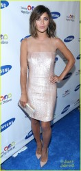Jessica Szohr - 12th Annual Samsung Hope For Children Gala in NYC 6/11/13